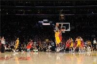 Dekoracyjne Naklejki Niestandardowe Płótnie Koszykówki NBA Kobe Bryant Plakaty Ostatni Strzał Tapety Naklejki Ścienne Dla Dzieci Home Decor # P1334 #