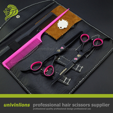 6″ left handed barber scissors professional hair cutting shears left handed scissors hairdresser razor lefty scissors salon hair