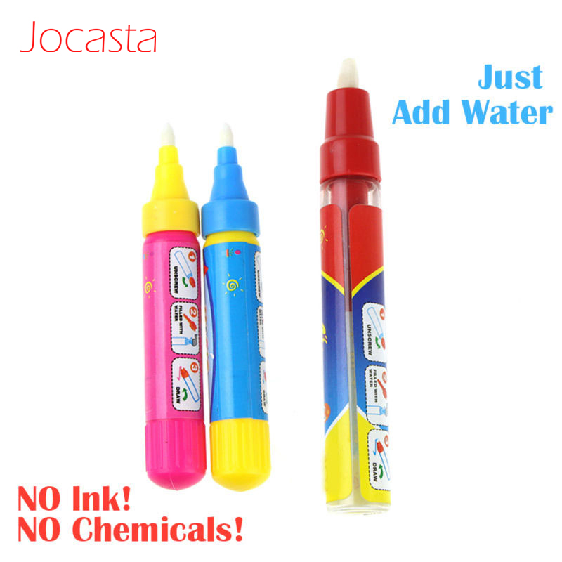 Jocasta Magic Water Drawing Pen / Magic Water Painting Pen / American Doodle Pen / Water Drawing Replacement !