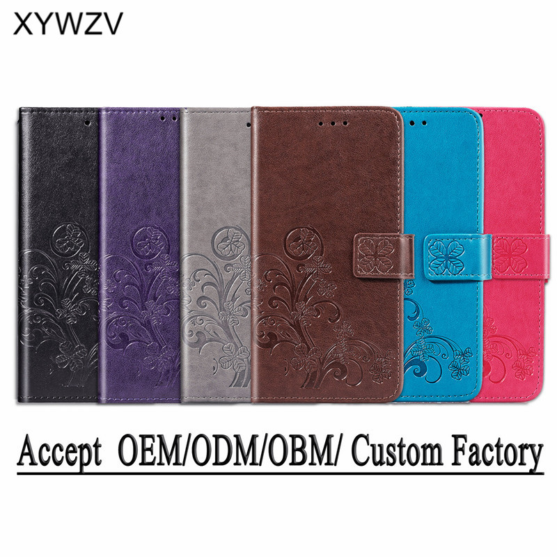 Image 5 - For Sony Xperia XZ4 Compact Case Soft Silicone Filp Wallet Shockproof Phone Bag Case Card Holder Fundas For SONY XZ4 Compact-in Flip Cases from Cellphones & Telecommunications