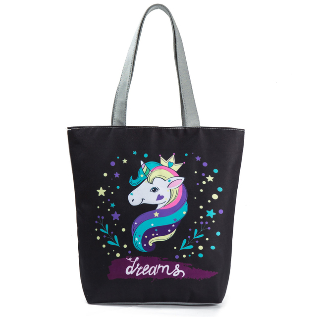 UNICORN TOTE BAG (2 VARIAN)