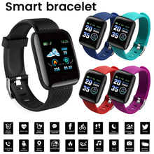 D13 Smart Bracelet & Fitness Tracker Blood Pressure/Heart Rate Monitor/Whatsaap Notifications Smart Watch for Andriod IOS xiaomi цена