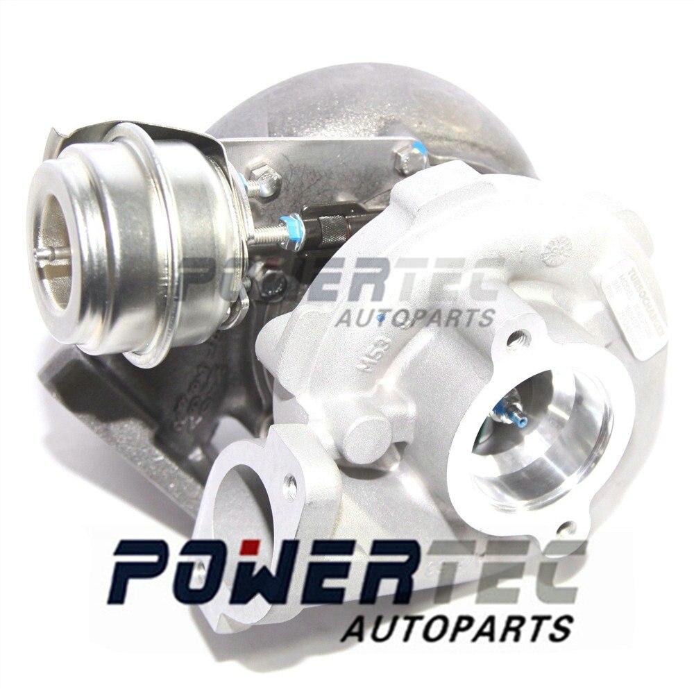 Garrett Balanced NEW 751243 complete turbo 751243 0005 turbocharger For Nissan Pathfinder Navara 2.5 DI QW25 128 KW 174 HP 2005 |Air Intakes| |  - title=