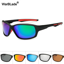 WarBLade Fashion Men Polarized Sunglasses Luxury Gradient Male Driving Sun Glass