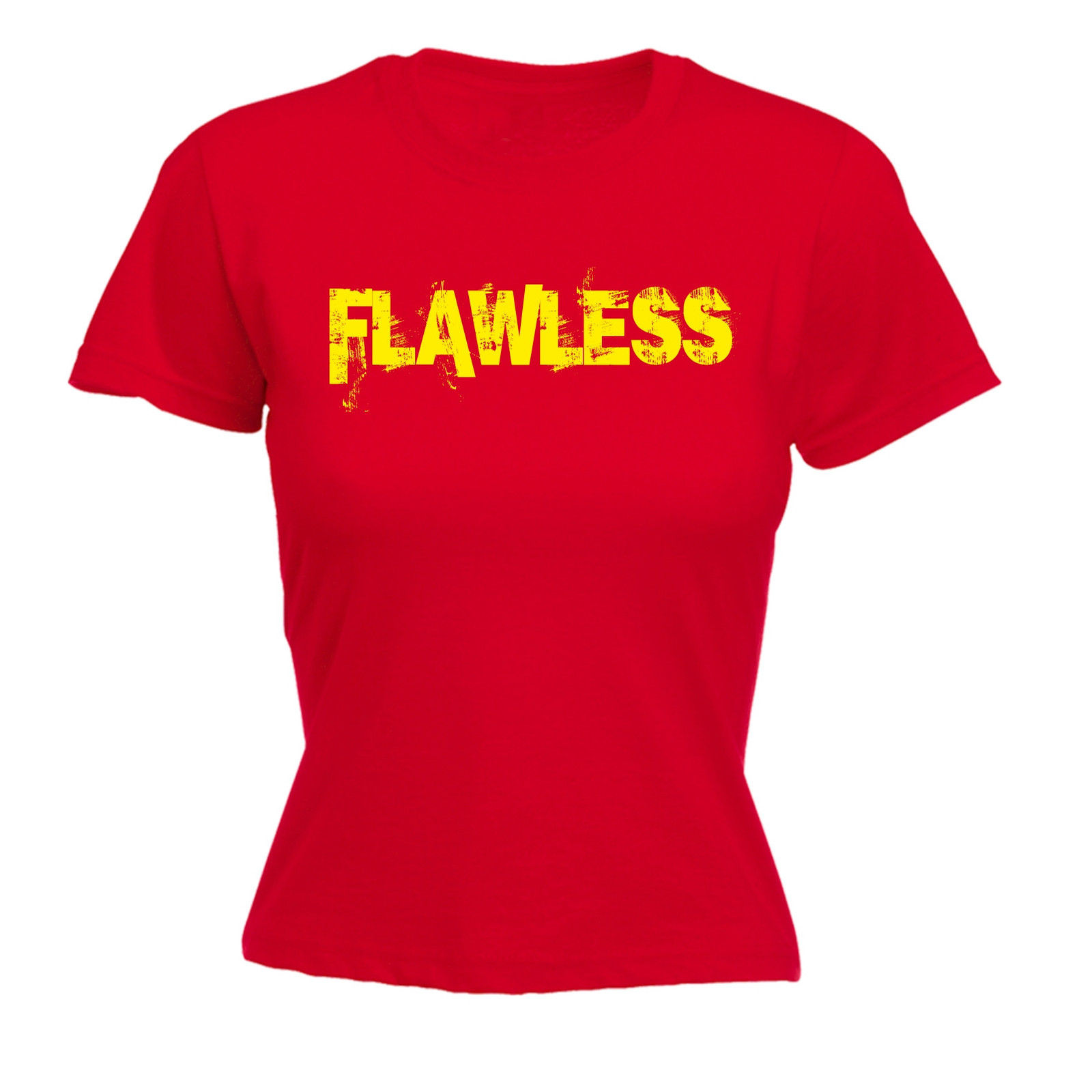 Flawless WOMENS T SHIRT Perfection Hipster Urban Street Funny Gift Birthday Shirt Angel Grunge Streetwear In Shirts From Womens Clothing On