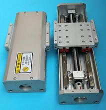 Taiwan tbi Bal schroef, geleiderail, dia tafel, rechte glijbaan, lineaire module, precisie rail, CNC slide module werk 300mm