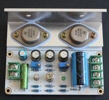 ชุด DIY 1pcs JLH 1969 Class Amplifier บอร์ด PCB คุณภาพสูง MOT 2N3055 ความร้อนครีบ