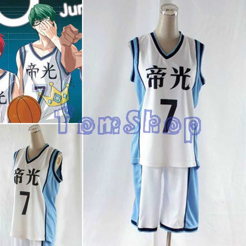 Buy kuroko basketball teiko cosplay costume and get free shipping on  AliExpress.com