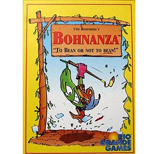 Bohnanza Board Game Newest Version For 2-7 Playing Card Game For Kids Send English Instructions Free Shipping