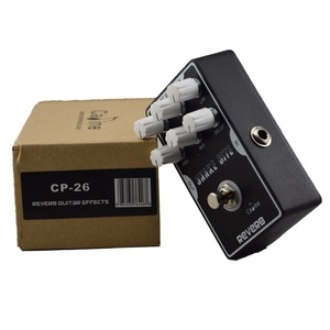 Image 2 - Yüksek kalite Caline CP 26 reverb yılan bite gitar Pedal gerçek Bypass tasarım pedalı mükemmel gitar aksesuarları