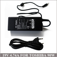 19V 4 74A AC Adapter Charger Laptop Power Supply Carregador Portatil For Computer Toshiba Satellite PA3516U
