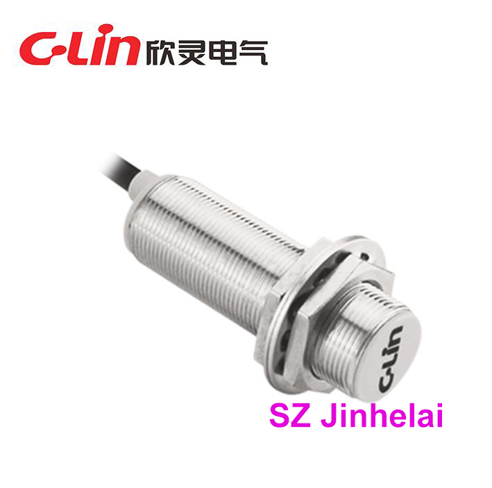 C-Lin SJM18-10A1 Authentic original Hall type Proximity switch AC90-250V  With magnetC-Lin SJM18-10A1 Authentic original Hall type Proximity switch AC90-250V  With magnet