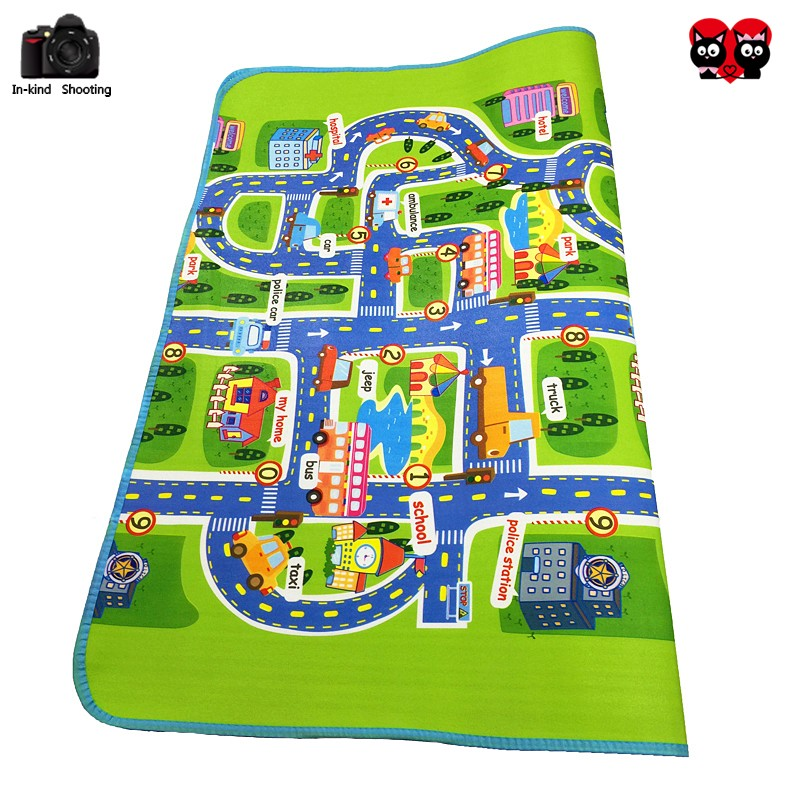Kids Rug Developing Mat Eva Foam Baby Play Mat Toys For Children Mat Playmat Puzzles Carpets in The Nursery Play 4 DropShipping