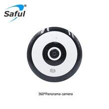 Home Security Camera HD IP camera WIFI 960P 360 Degree Mini Panoramic IR Surveillance Hot sale 1.3MP WiFi Camera Network