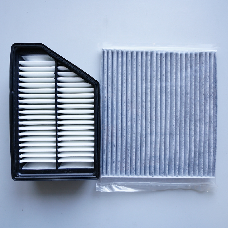 Luftfilter + innenraumfilter für ssangyong korando # FK860-1