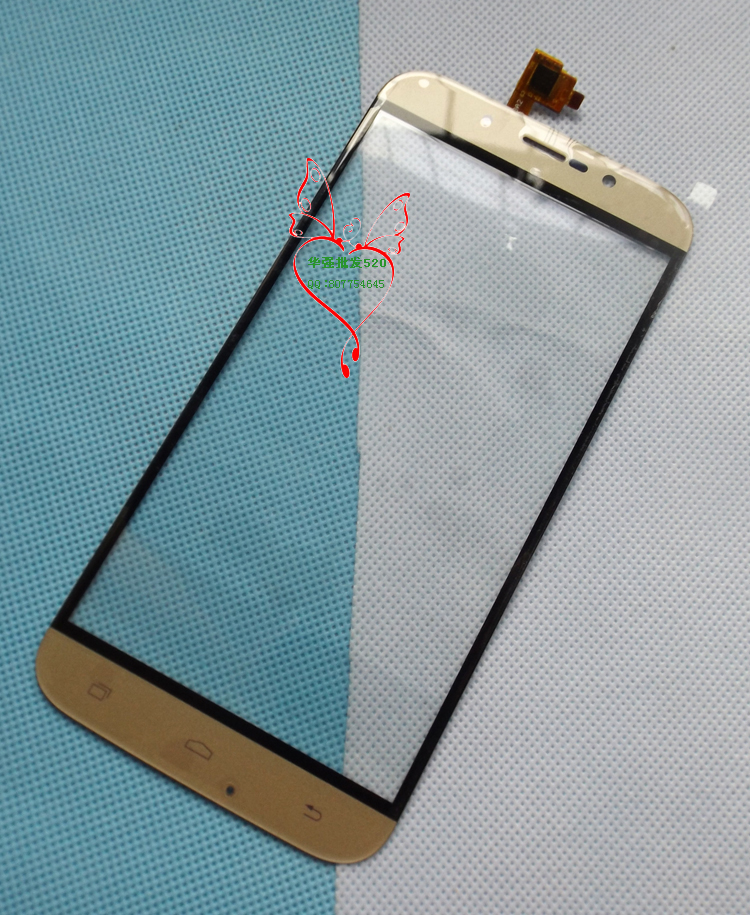 5 5inch UMI ROME ROME X Front Panel Touch Glass font b Lens b font Digitizer