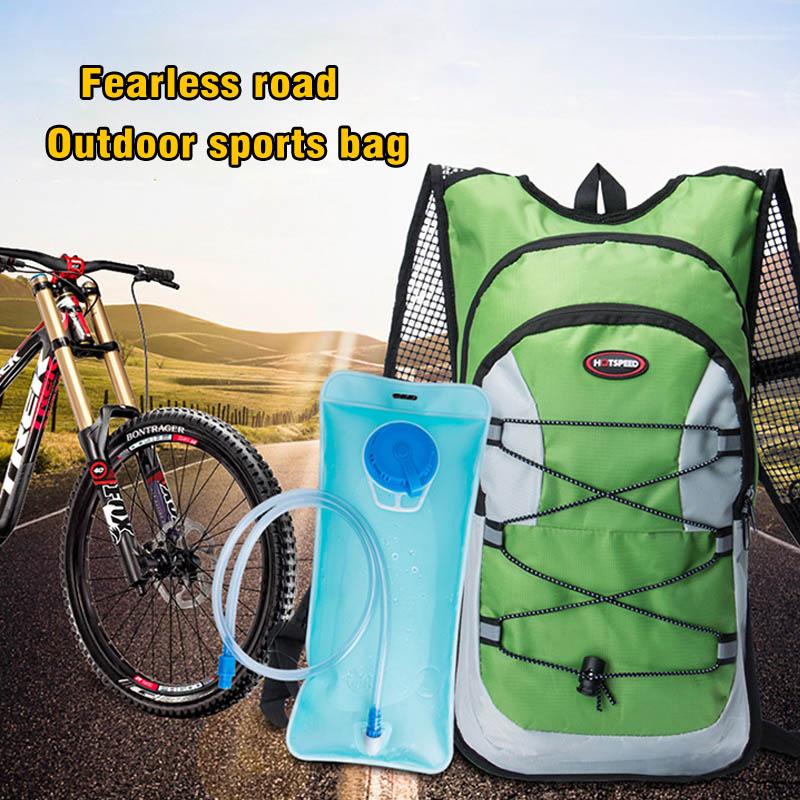 Outdoor MTB / Road Bike Hydratační taška přes rameno Pěší turistika Outdoor Cyklistika Batoh Batoh