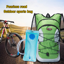 Outdoor MTB/Road Bike Bicycle Hydration Shoulder Bag Riding Hiking Outdoor Cycling Backpack Rucksacks
