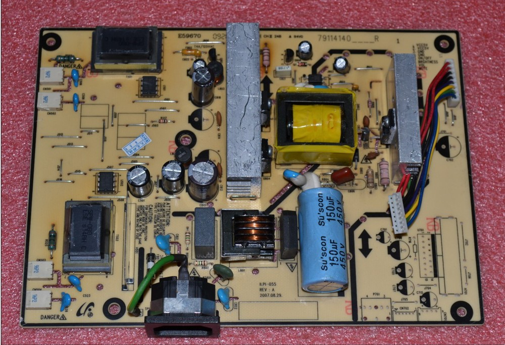 Free Shipping>Original  GH22WS 2220WM Power Board ILPI-055 491151400101R pressure plate-Original 100% Tested Working смеситель д кухни рмс sl44 017f 1 хром