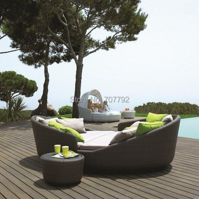 € 589.23 5% de réduction|Collection de lit de repos sectionnel en rotin  extérieur Gloster dans Jardin Canapés de Meubles sur AliExpress.com |  Alibaba ...