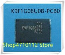 NEW 10PCS/LOT 10pcs/lot K9F1G08U0B-PCB0 K9F1G08UOB-PCBO K9F1G08U0B K9F1G08UOB TSSOP-48 IC