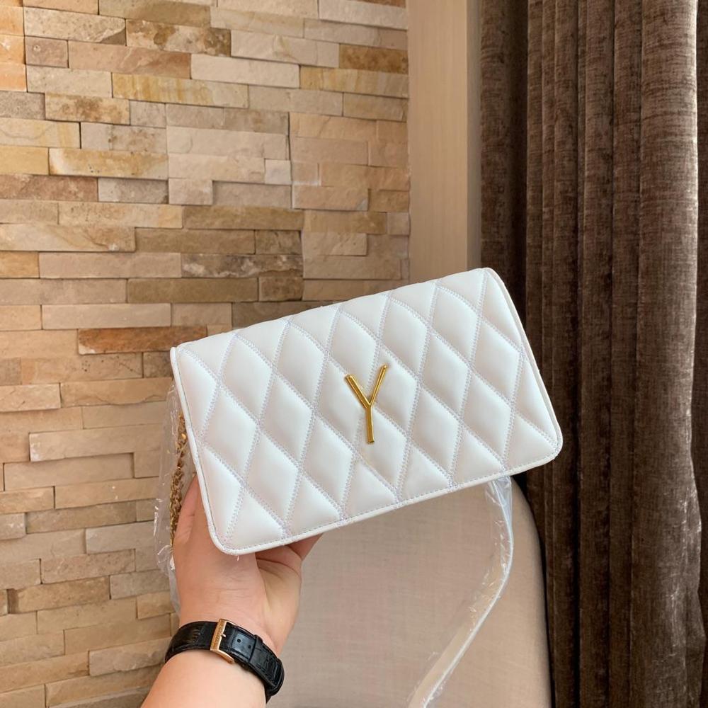 Sac à bandoulière Portable en cuir véritable sacs à main de luxe femmes blanches Durable classique délicat style chaud joker