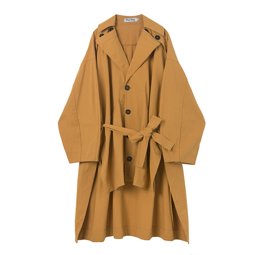 Male Overcoat Spring Autumn...