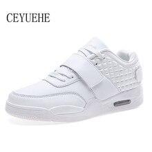 ฤดูใบไม้ผลิใหม่สีขาวสีแดงผู้หญิงรองเท้าลำลองตะกร้าเดินรองเท้าC Alzado Deportivoฝึกอบรมลำลองกีฬาผู้หญิงคนรักรองเท้า