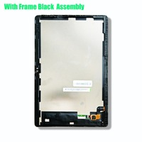 9.6 For Huawei MediaPad T3 10 AGS L09 AGS W09 AGS L03 T3 9.6 LTE LCD Display with Touch Screen Digitizer Assembly Glass Film