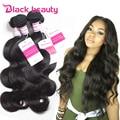 Peruvian Virgin Hair Body Wave 4 Bundles Grade 7A Rosa Hair Products Cheap human hair weave Bundles Peruvian body wave 1b color