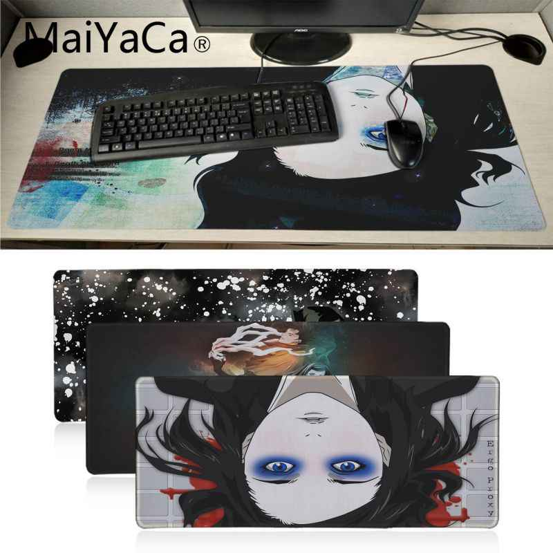 MaiYaCa Top Quality Ergo Proxy anime Comfort Mouse Mat Gaming Mousepad Aestheticism notebook pc accessories laptop pad mouse