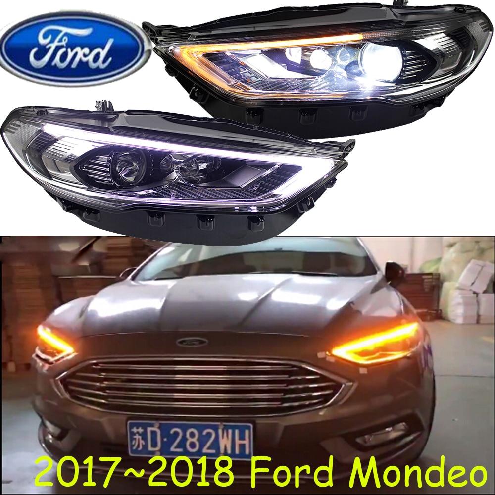 Fusion, HID, 2017 ~ 21018, Car Styling pour Monde Phare, Transit, Explorer, topaze, bord, taureau, Tempo, spectron, faucon, Monde tête lampe