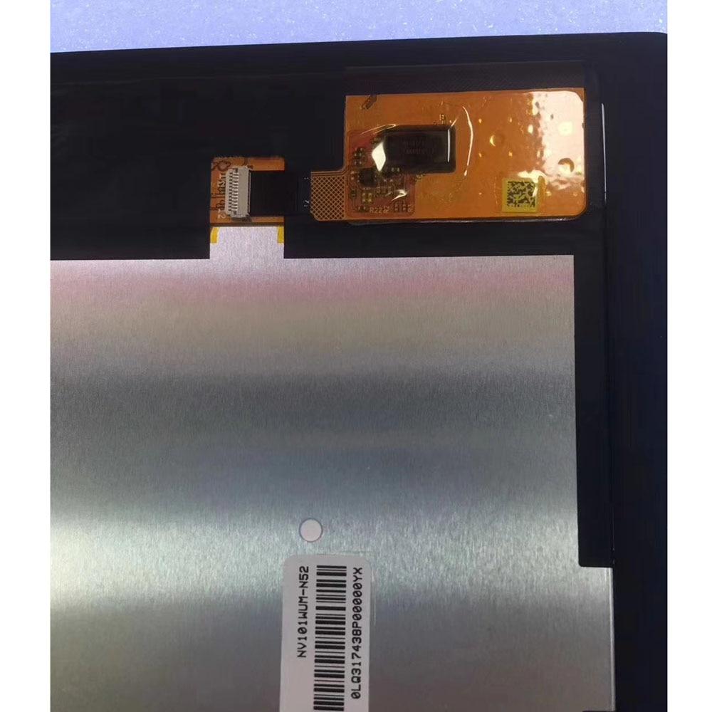 10.1 pouce NV101WUM-N52 LCD Affichage Matrice Écran Tactile Digitizer Assemblée Capteur Pour ASUS ZenPad 10 P00L Z301MFL Z301 MFL