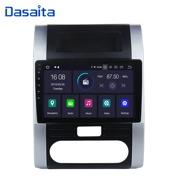"Dasaita 10.2"" Multi Touch Screen Built-in GPS Android 9.0 Car Radio Player for Nissan X-trail 2008 2009 2010 2011 2012 2013 2014"