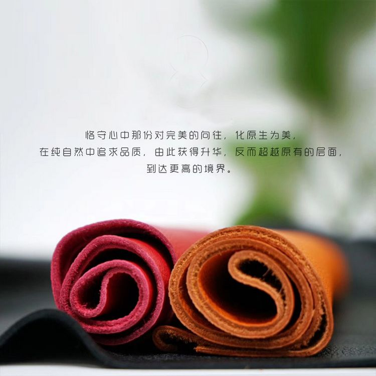 Genuine cow leather skin sale by whole piece - 2