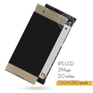 Image 2 - Оригинальный ЖК дисплей для SONY Xperia XA1