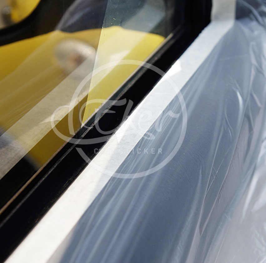 Free Shipping 55cm*30m Roll Spray Paint Protection Film for Car Paint  Plasti Dip Rubber Paint Plasti Dip Masking Film Cover