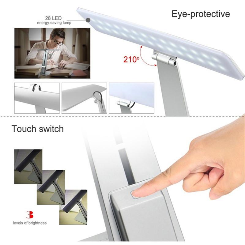 Eye-Protection Portable Desk Lamp  (23)