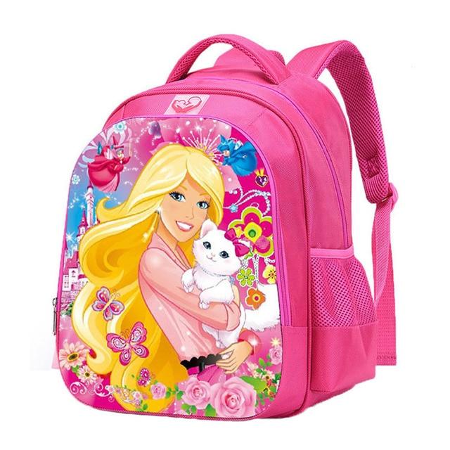 2b71bef4c15fd 2018 Cute Cartoon Kids Backpack School Bookbag for Primary Girls Students  Dinosaur Printed School Bag For Boy Children Backpack