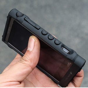 Image 4 - غطاء حماية كامل مضاد للصدمات مضاد للإنزلاق لهاتف Sony ووكمان NW A55HN A56HN A57HN A50 A55 A56 A57