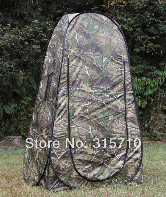 Portable Privacy Shower Toilet Camping Pop Up Tent Camouflage/UV Function Outdoor Dressing Tent/photography Tent 2