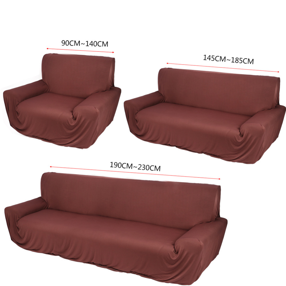 Sofa Cover Protector Stretch Sofa Slipcovers Three Seater
