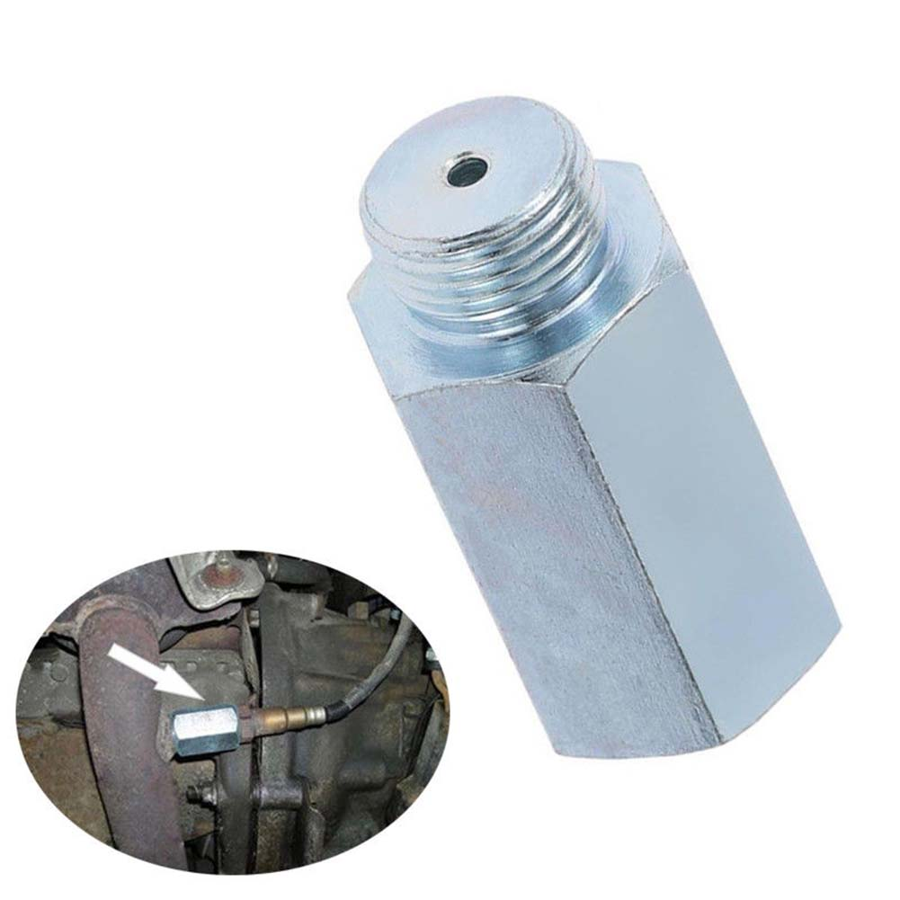 Joints-Converter Extender-Spacer O2-Oxygen-Sensor M18x1.5 Lambda Stainless-Steel 1PCS title=