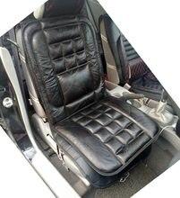 Outono e inverno de couro monolítico frente sem encosto do assento de carro Quatro Estações Geral assento de carro assento de carro Quatro Estações