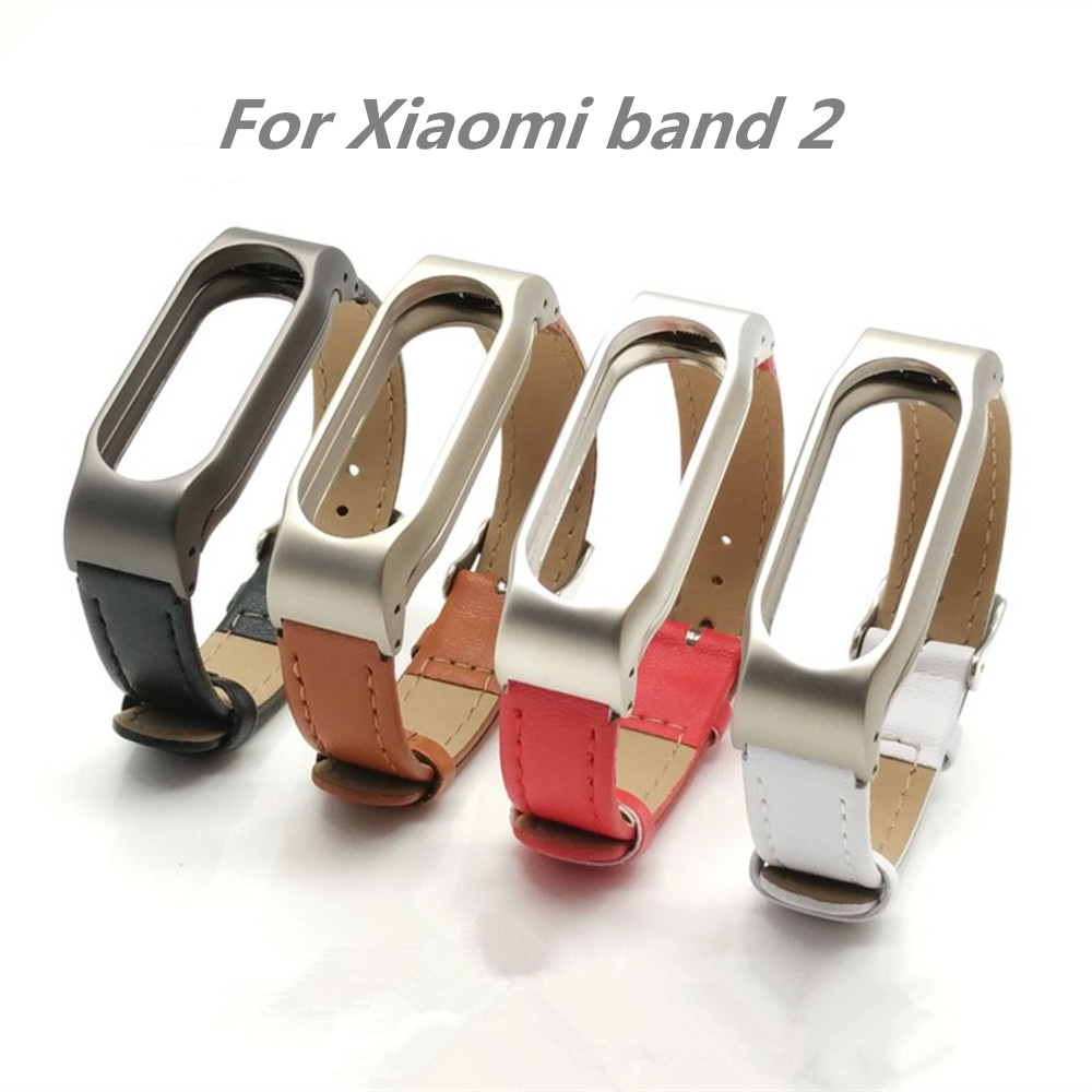 Mi Band Strap Metal Xiaomi 2 Oled Replacement Stainless Steel Mijobs Silver Fontbband B Font