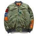 Aeronautica militare air force one chaquetas de polo chaquetas hombres italia marca chaquetas, chaqueta de invierno ropa de hombre 836
