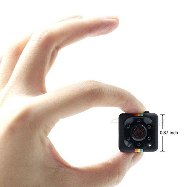 Roreta SQ11 mini camera 1080P HD Sport DV DVR Monitor Concealed camera SQ 11 night vision micro small camera Mini camcorder 1