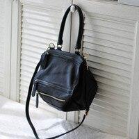 Many Pocket Big Crossbody Bags For Women 2019 Sac A Main Genuine Leather Luxury Handbags Women Designer Handbags High Quality