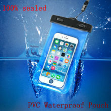 waterproof phone case for samsung S4 S5 s6 accessories Touch Phone Waterproof Ba
