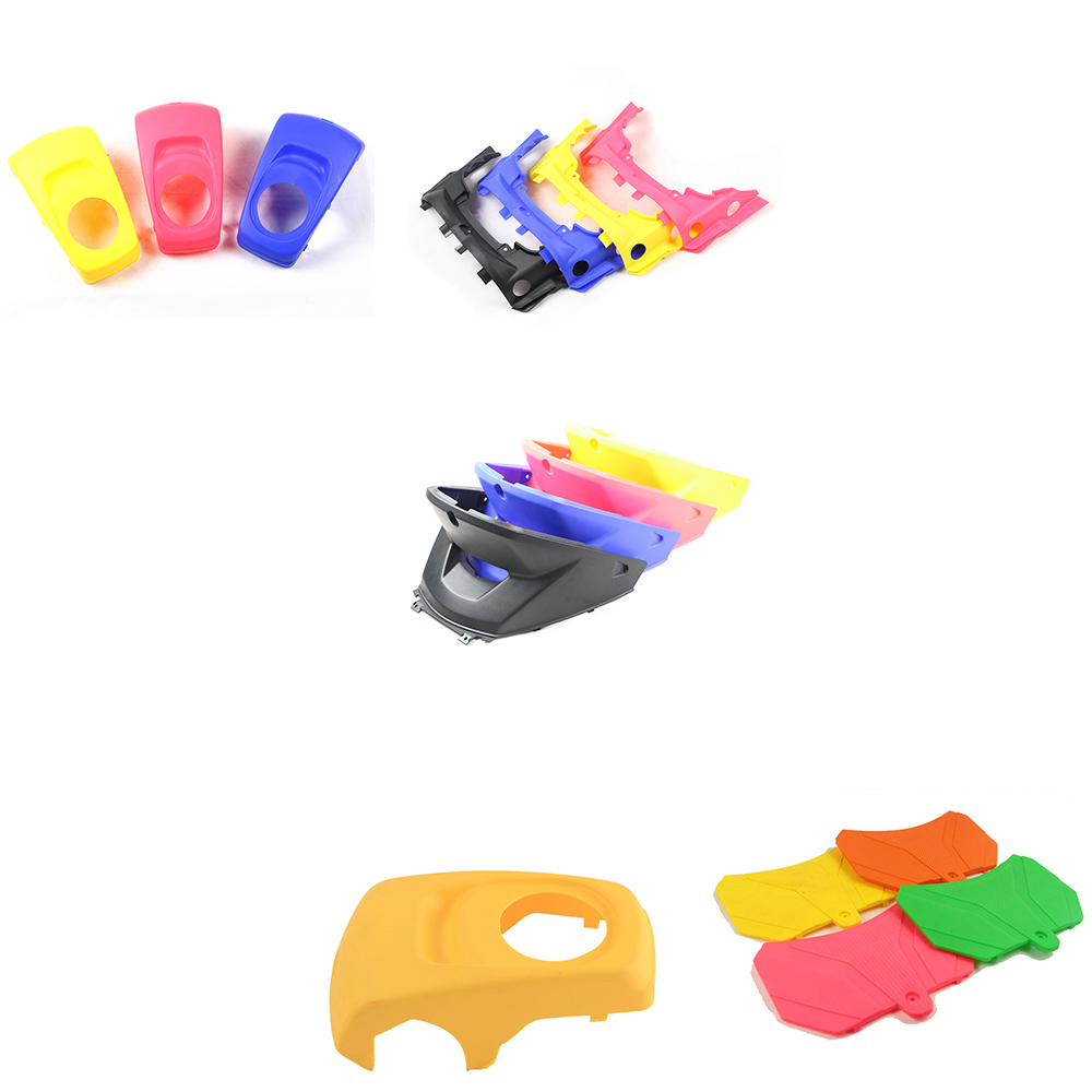 Motorcycle Scooter Accessories ABS Plastic Housing Eight-piece Housing Body Cover Fairing For Yamaha BWS X 125